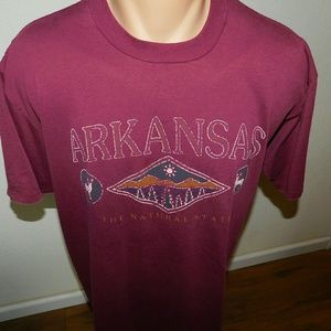 Vintage 90s Arkansas T-shirt